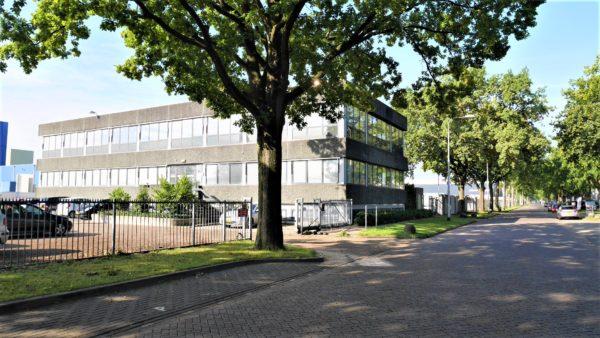 Kantoorruimte Ledeboerstraat 38 Straatzicht
