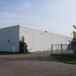 Foto 1 van de buitenzijde van de bedrijfsruimte aan de Boogschutterstraat (ong) te Tilburg