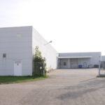 Foto 3 van de buitenzijde van de bedrijfsruimte aan de Boogschutterstraat (ong) te Tilburg
