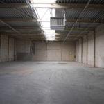 Foto 1 van de binnenzijde van de bedrijfsruimte aan de Boogschutterstraat (ong) te Tilburg