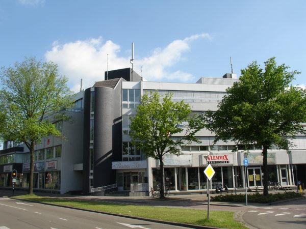 Kantoorruimte Ringbaan Oost 102 Tilburg buitenzijde