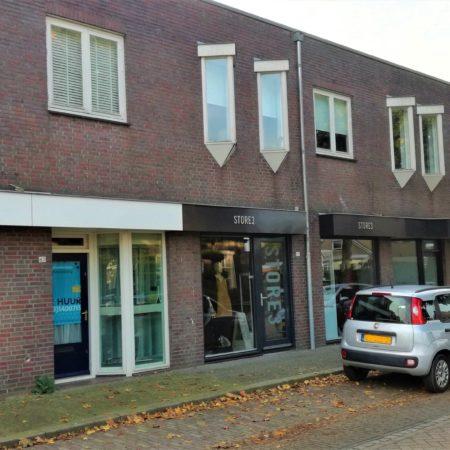 Voorkant Winkelruimte Kerkstraat Haaren